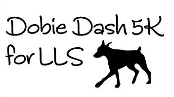Dobie Dash with Dobie